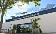 Bibliothèque du Grand Parc - Bordeaux
