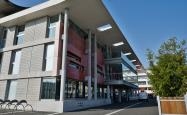 Médiathèque de Saint-Médard-en-Jalles