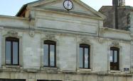 Bibliothèque Capucins / Saint Michel - Bordeaux