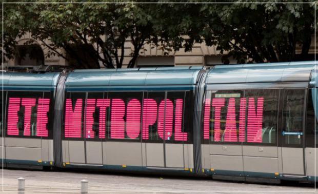 Eté métropolitain 2015