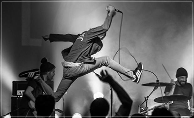 Philippe Prévost photo rock exposition