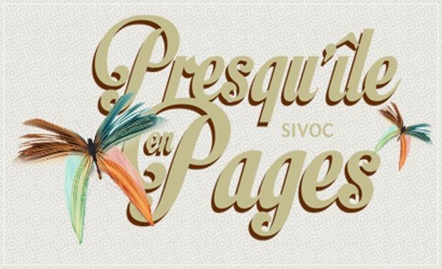 Presqu'île en page 2014-2015
