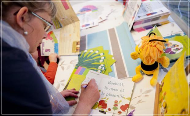 Retour sur le Salon du livre jeunesse du Bouscat