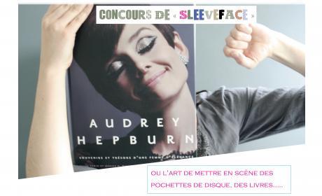 Nuit des bibliothèques Bordeaux Métropole 2017 - concours sleeveface