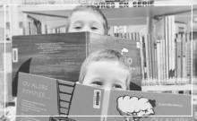 gagnant du concours de shelvie 2018 de la nuit des bibliothèques
