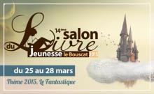 salon livre jeunesse Le Bouscat 2015
