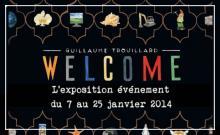 Exposition Welcome album Guillaume Trouillard bibliothèque Le Haillan