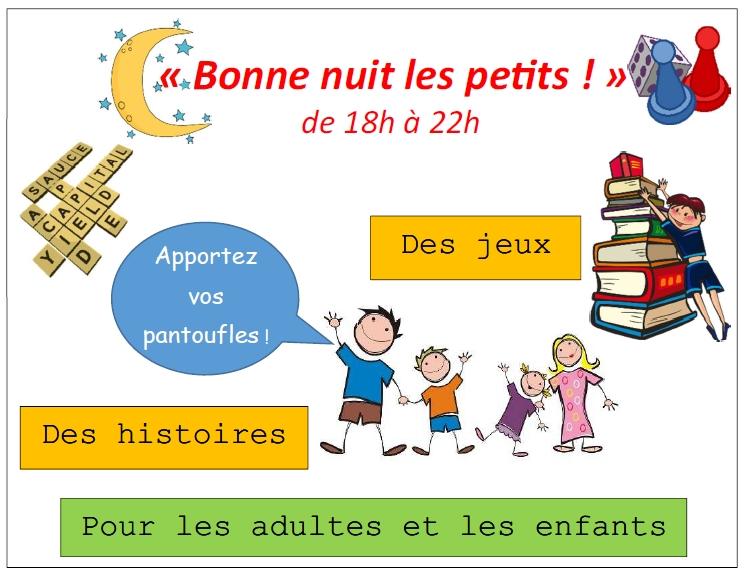 Animations Bibliothèque de Martignas